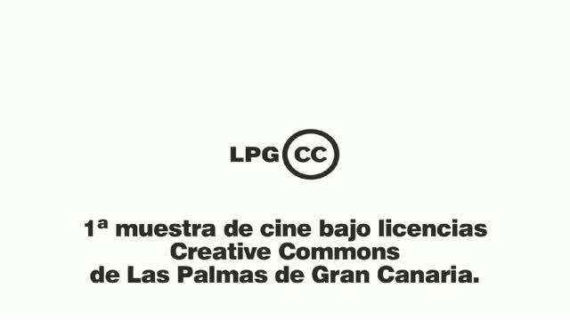 1ª muestra de cine bajo licencias CC de LPGC