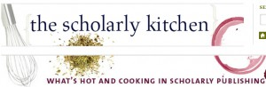 The scolarly kitchen