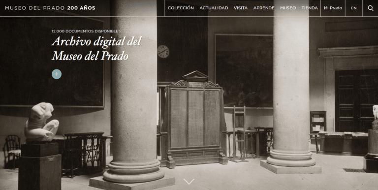 Archivo Digital del Museo Nacional del Prado