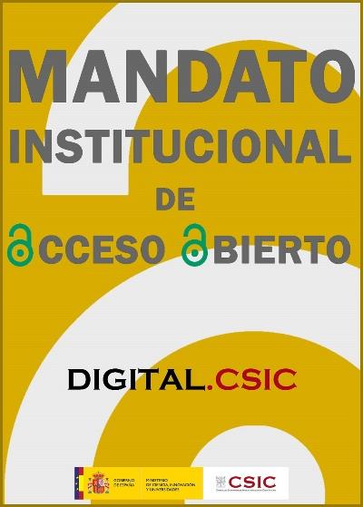 Mandato institucional de Acceso Abierto del CSIC
